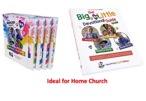 Home Activity Devotional Bundle