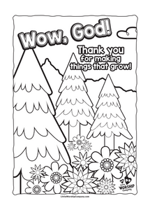 Beautiful World Colouring Book