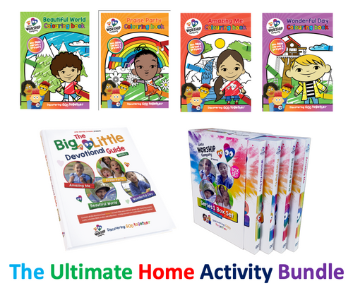 The Ultimate Home Activity Collection
