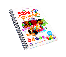 Load image into Gallery viewer, Little Worship Company Bible Curriculum Series 1