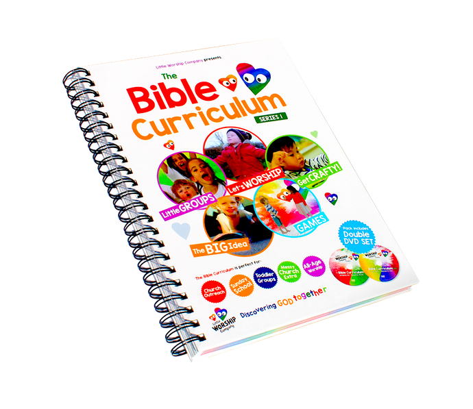 Little Worship Company Bible Curriculum Series 1