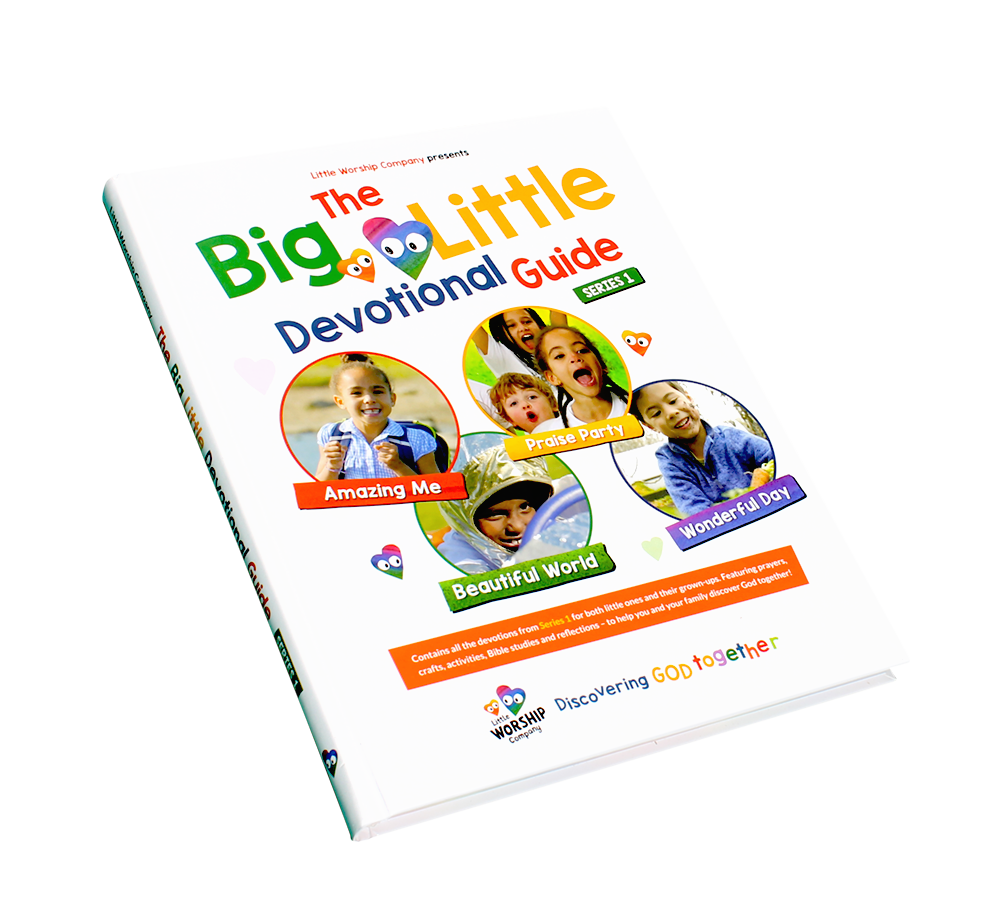 The Big Activity Hardback Devotional