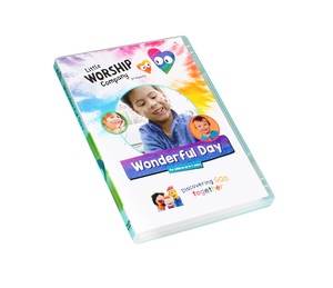 Wonderful Day DVD
