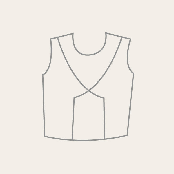 Vests, tops & sets