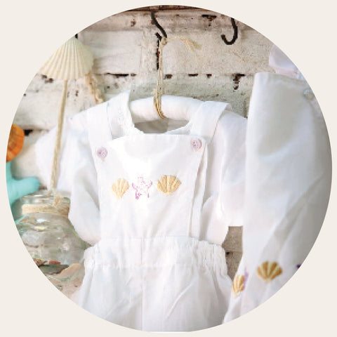 Handmade Baby Dress Summer Wear