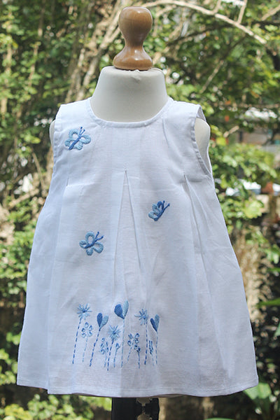 Butterfly Love Cotton Dress