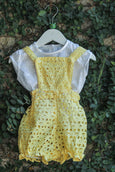 FUN N FROLIC 2 PIECE COTTON ROMPERS