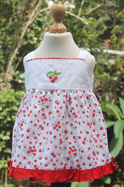 Cheri Baby Cotton Dress