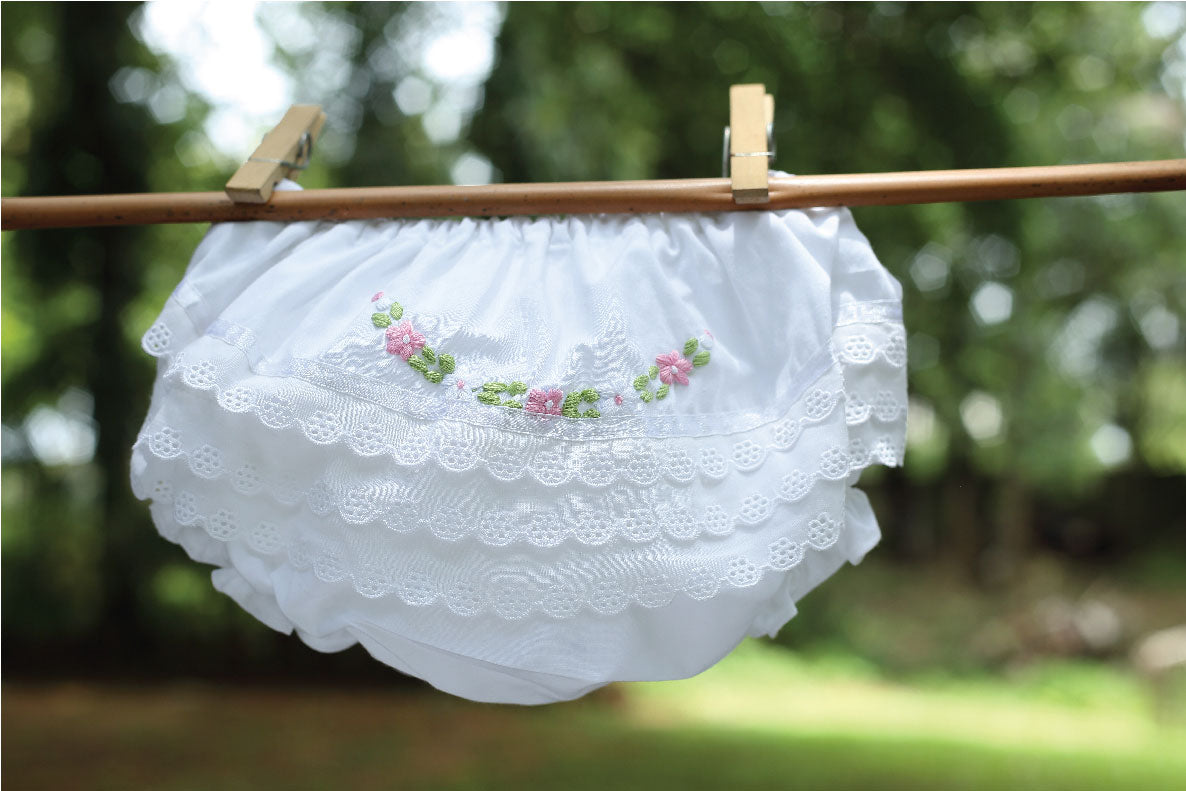 Lace Diaper Cover