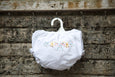 Hand Embroidered Diaper Cover