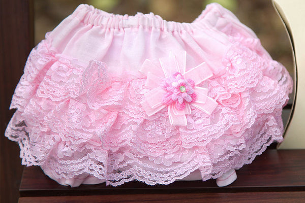 Frill Panty with Flower Gift Pack