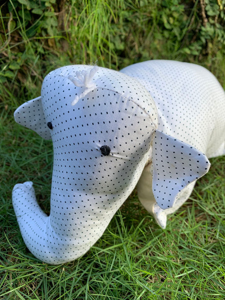 Dear Dotty - Elephant Pillow Toy