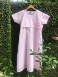 Rose Bouquet - All Day Maternity Dress - Concealed Button Fasteners