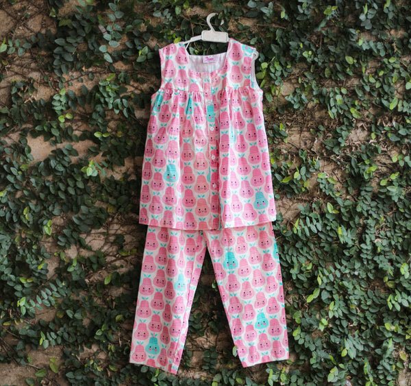 colourful kids nightwear
