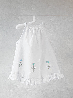 Dandelion (white) Sunshine Dress