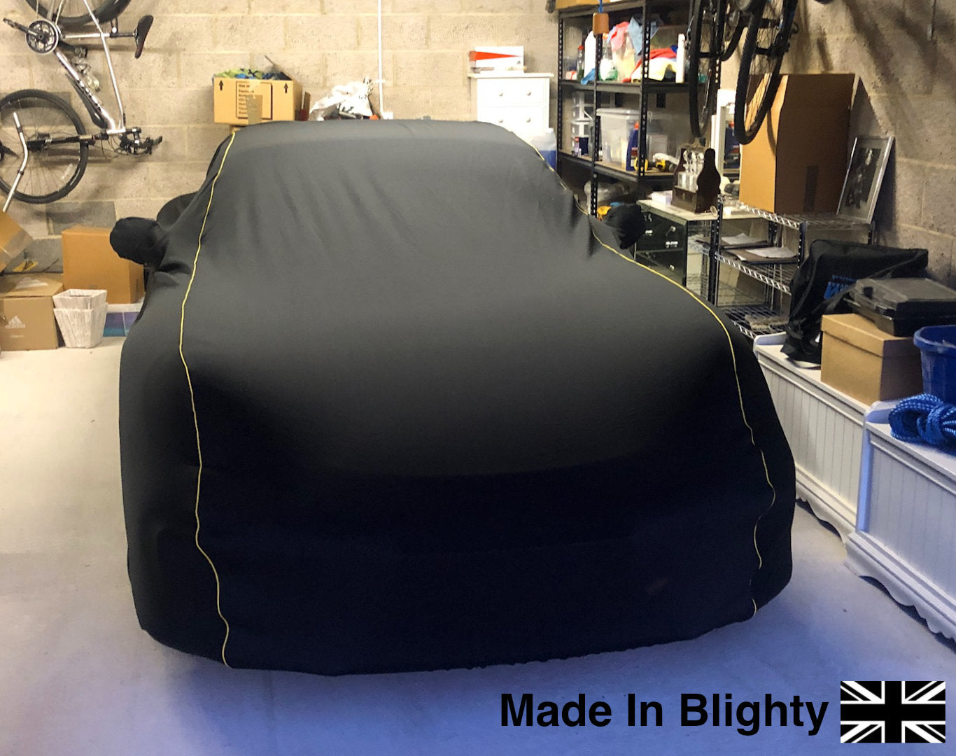 Made In Blighty - Bespoke Fleece Car Covers