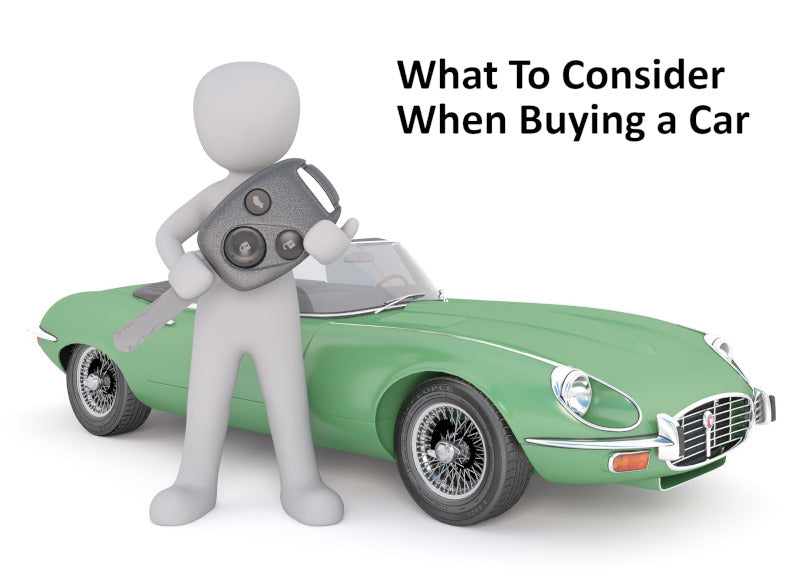 What to Consider When Buying a Car (According to the Experts)