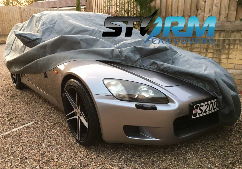 Stormforce Breathable Waterproof  Outdoor Car Covers