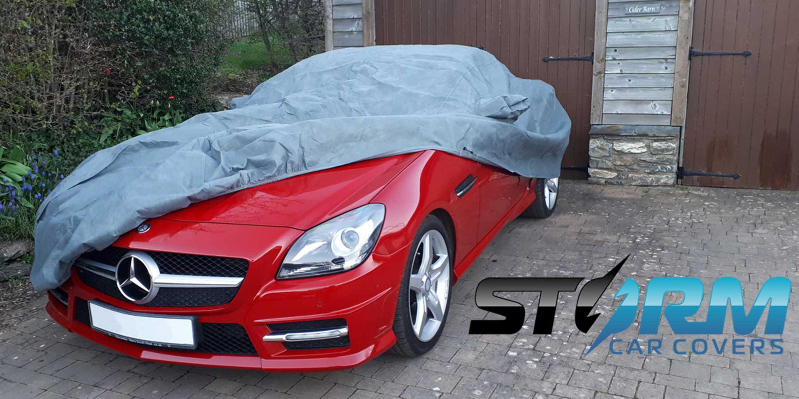 BREATHABLE CAR COVER FITS MERCEDES S CLASS FAST DELIVERY