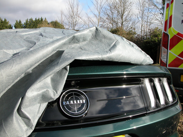 Stormforce Breathable Outdoor Car Cover   Ford Mustang   Storm Car Covers