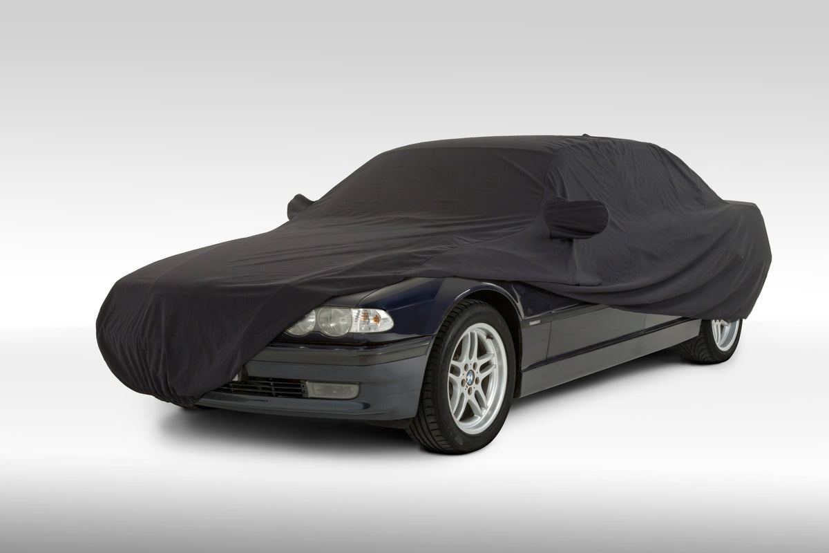 Outdoor bespoke (Teflon coated) waterproof covers for BMW (special order) by Apollo