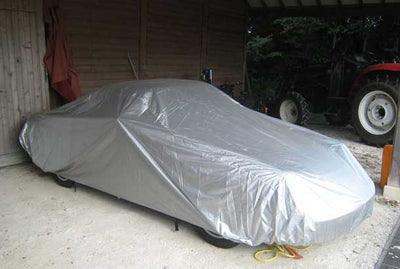 Outdoor lightweight covers for AUDI by Voyager