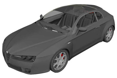 KALAHARI ULTIMATE FLEECE INDOOR CAR COVER FOR ALFA ROMEO
