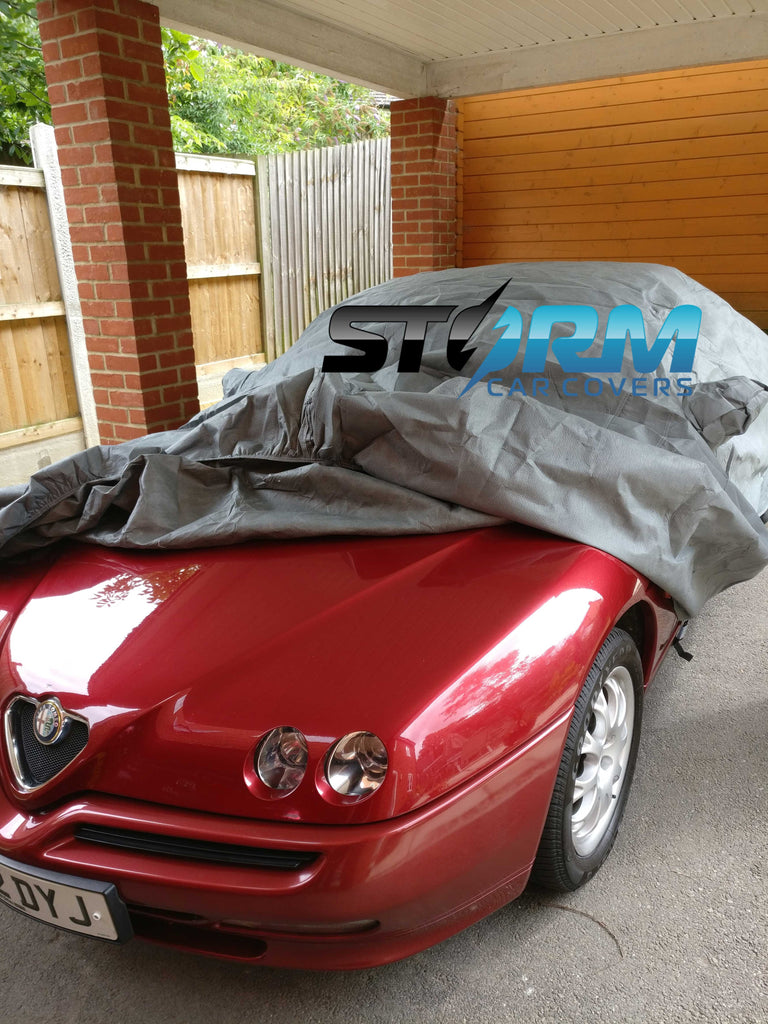 STORMFORCE LUXURY CAR COVERS FOR ALFA ROMEO Storm Car Covers - Alfa romeo car cover