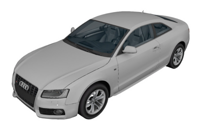 Outdoor bespoke (Teflon coated) waterproof covers for AUDI (Special Order) by Apollo