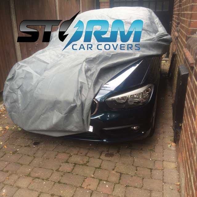 Bmw Z4 Car Cover: STORMFORCE Fitted BMW Car Cover