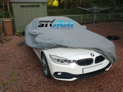 Outdoor breathable covers for BMW by Stormforce