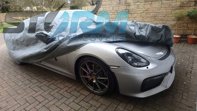 Porsche Outdoor Breathable Car Covers