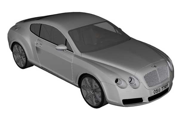 Indoor dust covers for BENTLEY by Sahara