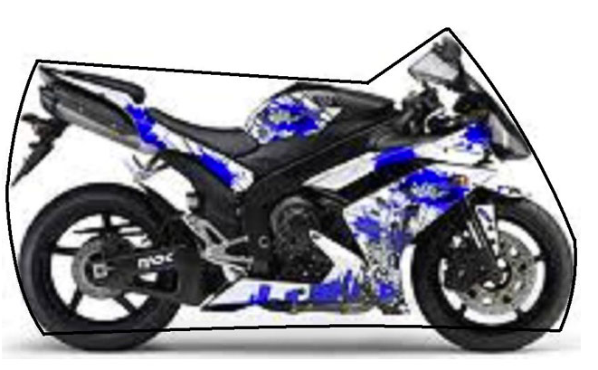 VOYAGER LIGHTWEIGHT MOTORCYCLE COVERS FOR YAMAHA