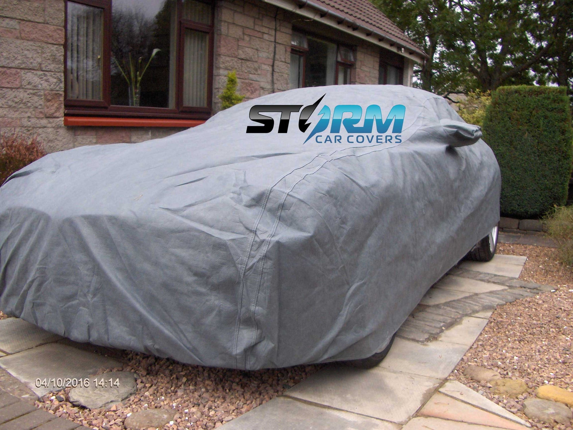 All-Weather Car Cover for 2016 BMW 320i Sedan 4-Door