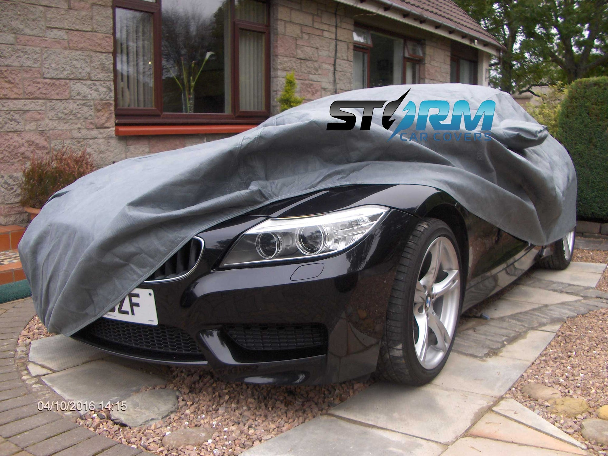 Lightweight Outdoor Indoor Car Cover For Bmw 4 Series F36