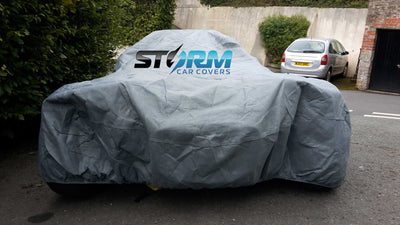 Outdoor breathable covers for CATERHAM by Stormforce