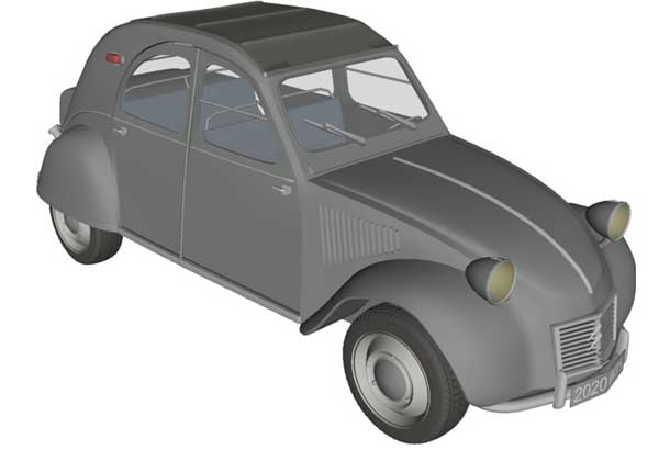 Indoor dust covers for CITROEN by Sahara