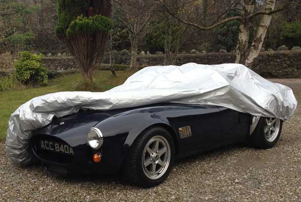 STORMFORCE LUXURY CAR COVER FOR AC COBRA (61-97)