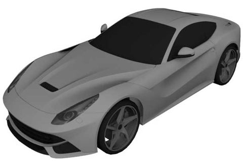 APOLLO PREMIUM (TEFLON COATED) WATERPROOF CAR COVERS FOR FERRARI (Special Order)