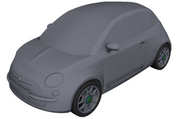 SAHARA INDOOR DUST COVERS FOR FIAT