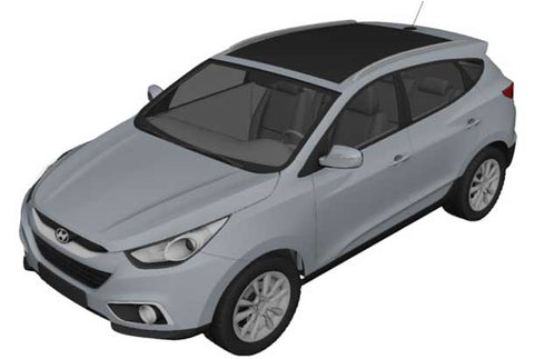 STORMFORCE BREATHABLE OUTDOOR COVERS FOR HYUNDAI