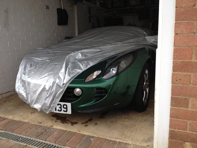 Outdoor waterproof winter covers for LOTUS by Monsoon