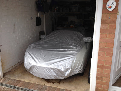 Outdoor lightweight covers for LOTUS by Voyager
