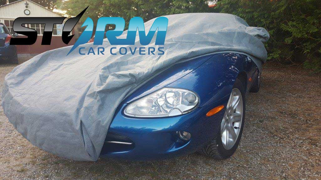 JAGUAR E TYPE Breathable Full Car Cover Water Resistant