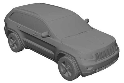 KALAHARI ULTIMATE FLEECE INDOOR CAR COVER FOR JEEP