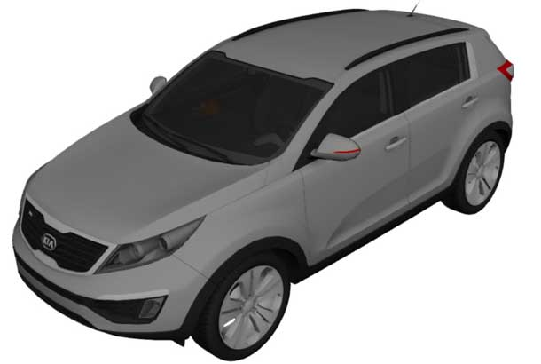 VOYAGER LIGHTWEIGHT CAR COVERS FOR KIA