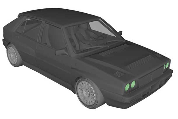 VOYAGER LIGHTWEIGHT CAR COVERS FOR LANCIA