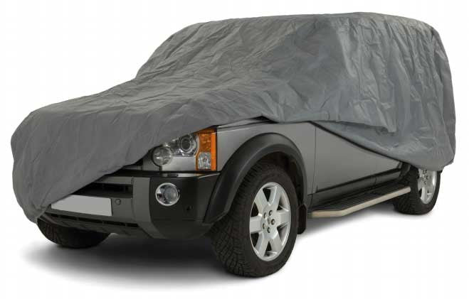 stormforce luxury land rover car cover free delivery. Black Bedroom Furniture Sets. Home Design Ideas