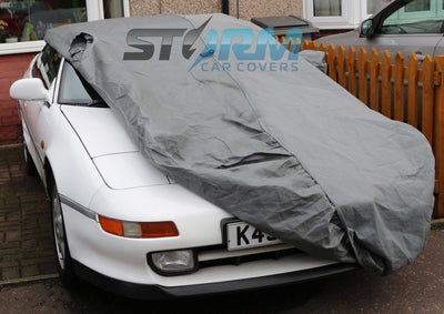 Outdoor breathable covers for TOYOTA by Stormforce